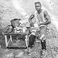 Cordonnier ambulant, Mindelo, Cap Vert.jpg