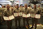 Corporal's Course graduation Class 1-15 150122-M-NG884-030.jpg
