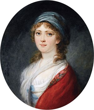 Peter Wittgenstein - Countess Antonia Cäcilie Snarska