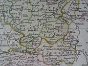 County of Lippe, late 18th century