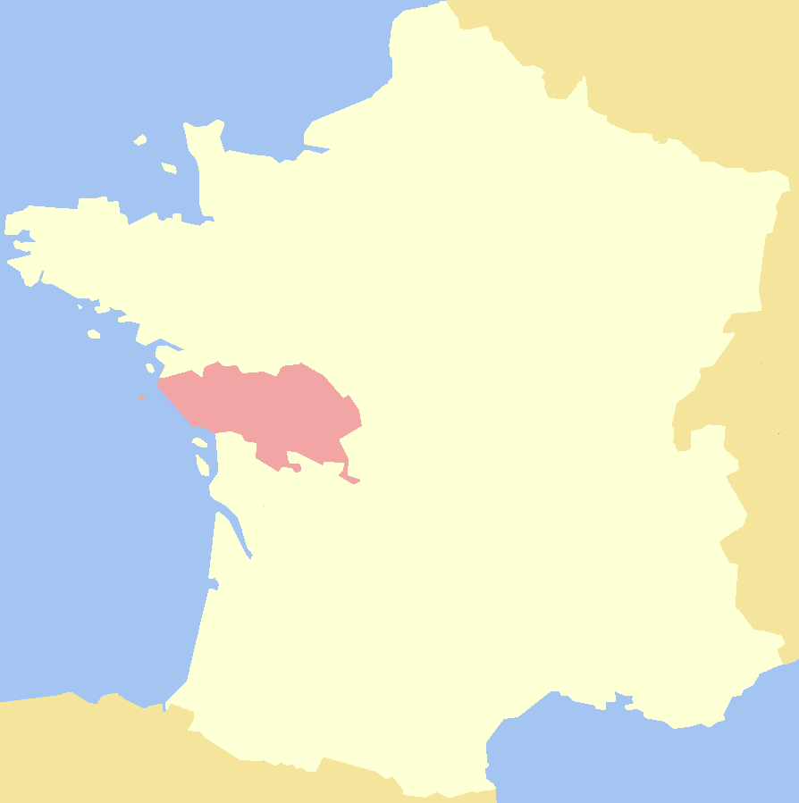 County of Poitiers