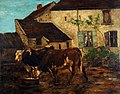 Courbet - At the Water Trough, WL 75.jpg