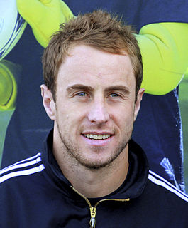 Jimmy Cowan Rugby player