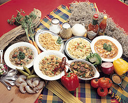 Louisiana creole cuisine wikipedia for Authentic new orleans cuisine
