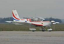 Croatian Air Force Zlin 242L.jpg