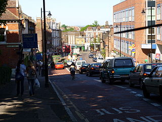 Crouch End Hill