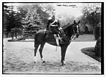 Crown Prince of Germany, on horse, in uniform LCCN2014680643.jpg