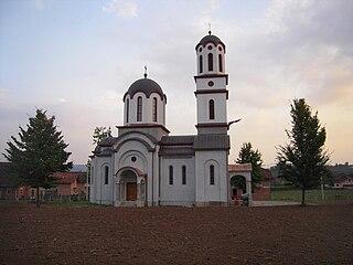 Kuljani Village in Republika Srpska, Bosnia and Herzegovina