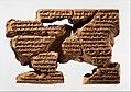 Cuneiform tablet- letter of Sin-sharra-ishkun to Nabopolassar MET DP360670.jpg