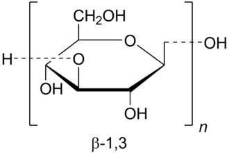 Beta-glucan - Image: Curdlan haworth