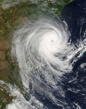 2007 Mozambican flood - Cyclone Favio made landfall on February 22, 2007.