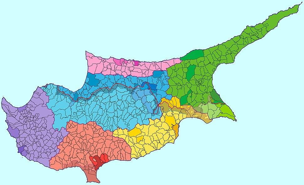 Cyprus administrative