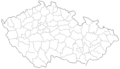 Czech Republic districts 2007 blank.png