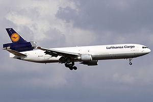 Lufthansa Cargo - Lufthansa Cargo McDonnell Douglas MD-11F
