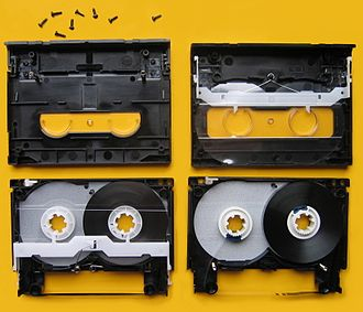 Digital Data Storage - DDS Cartridges