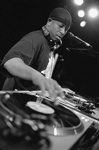 DJ Premier - DJ Premier in 1999