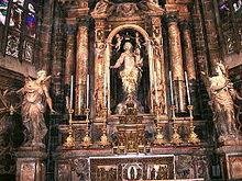 DSC03034 - Duomo di Milano - Transetto sinistro - Foto di Giovanni Dall'Orto - 29-1-2007