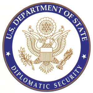 Assistant Secretary of State for Diplomatic Security - Image: DS Great Seal