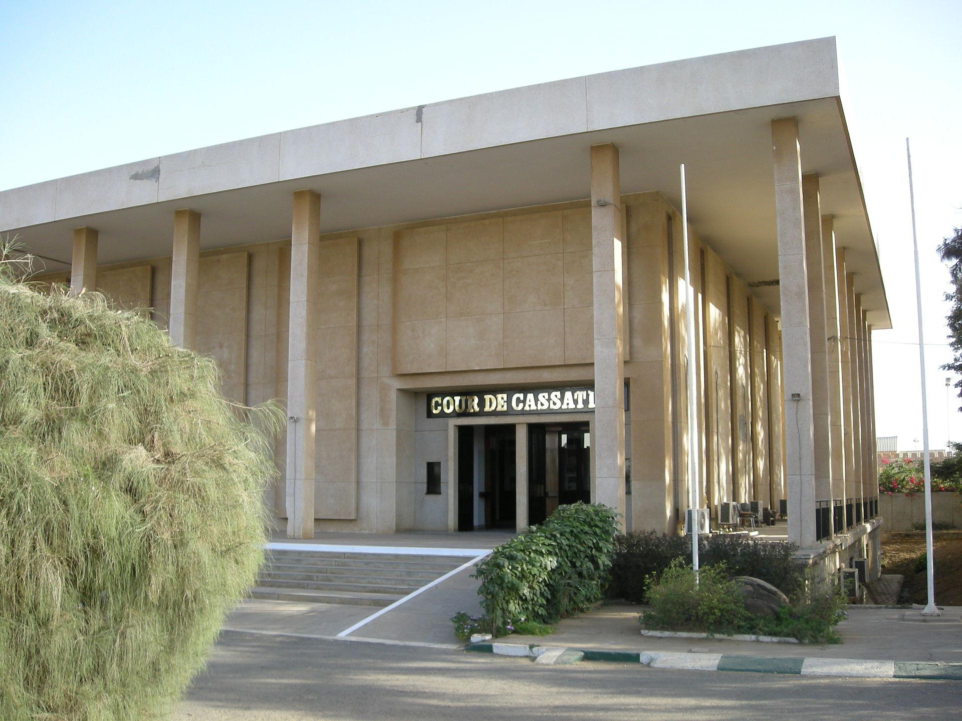 Cour de cassation s n gal wikip dia for 6 chambres cour de cassation