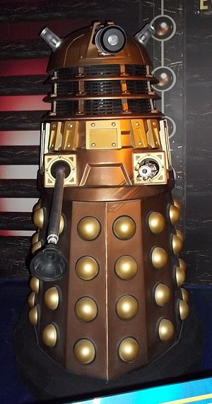 Doctor Who - A Dalek at the Doctor Who Experience, Cardiff