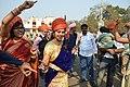 Dancing Barajatri - Odia Hindu Wedding Ceremony - Kamakhyanagar - Dhenkanal 2018-01-24 7830.JPG