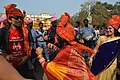 Dancing Barajatri - Odia Hindu Wedding Ceremony - Kamakhyanagar - Dhenkanal 2018-01-24 7845.JPG