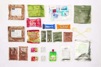 Field ration - Danish ration