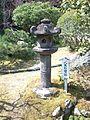 Danrin-ji Buddhist Temple - Octagon Stone lantern.jpg