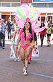 Danseres uit Brazilie in Spijkenisse.jpg