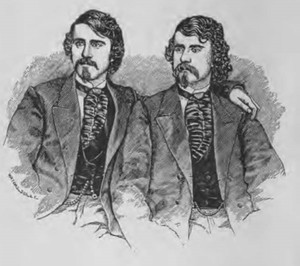 Davenport brothers - Davenport brothers