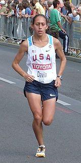 Desiree Linden American long-distance runner