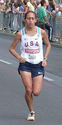 Desiree Davila height and weight