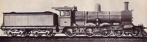 Victorian Railways Dd class - VR photo of DD 590 as built, 1902