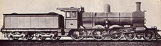 Victorian Railways Dd class - VR photo of DD 590 as built, 1902