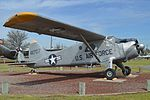 De Havilland Canada U-6A Beaver '41707' (29501856901).jpg