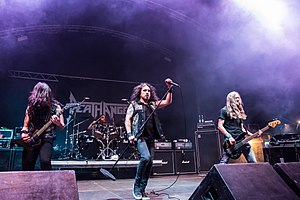 Death Angel at Metal Frenzy 2018