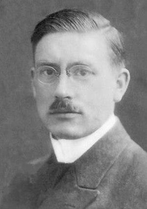 Pieter Willem van der Horst - Peter Debye, Dutch Nobel laureate