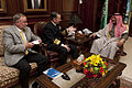 Defense.gov News Photo 110221-N-TT977-056 - U.S. Ambassador to Saudi Arabia James Smith and Chairman of the Joint Chiefs of Staff Adm. Mike Mullen U.S. Navy meet with Saudi Arabian.jpg