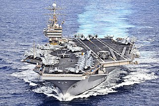 Modern United States Navy carrier air operations