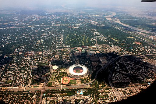 Delhi aerial photo 04-2016 img11