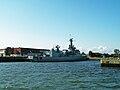 Den Helder, Marinehaven, marineschip.jpg