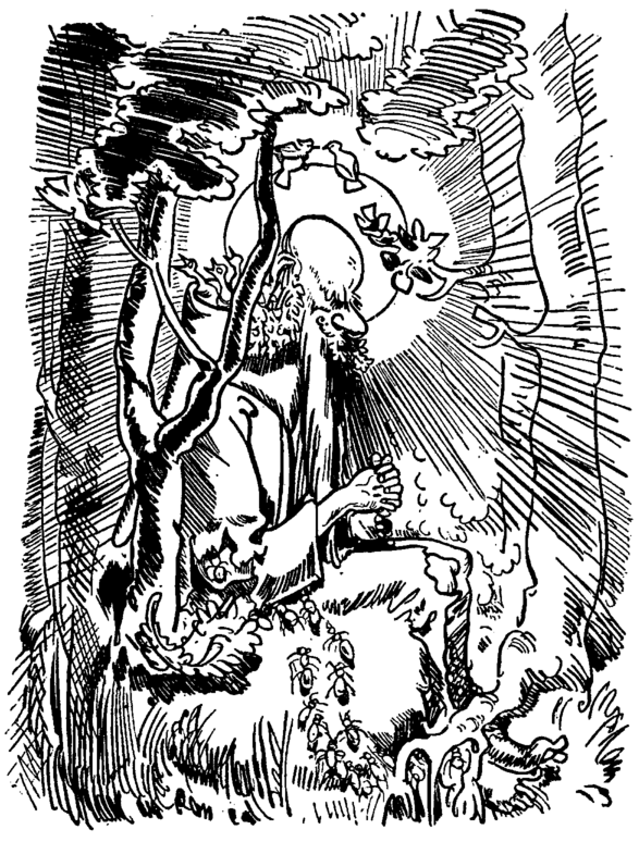 BiographienA Antonius von Padua.