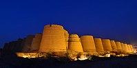 Derawar Fort at Blue Hour by M Ali Mir 03.jpg