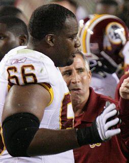 Derrick Dockery American football player, offensive guard
