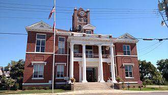 Prairie County, Arkansas - Image: Des Arc, AR 014