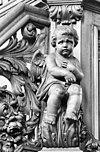 detail preekstoel - breda - 20040597 - rce