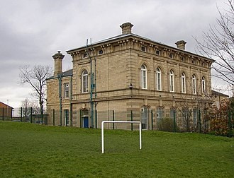 Dewsbury - Dewsbury County Court
