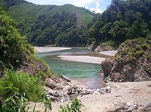 Apayao - Dibagat River in Kabugao
