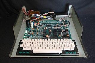 Dick Smith Super-80 Computer