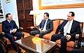 Dimitris Droutsas, Ömer Çelik and İbrahim Kalın 2.jpg